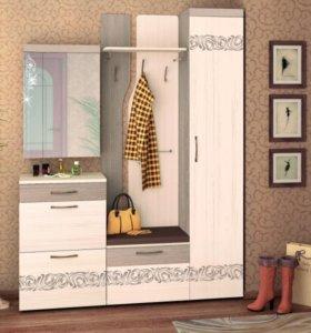 Набор мебели для прихожей Мэри 4 (ширина 160 см)