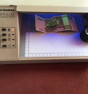 Ультрамаг 225 СЛ универсальный детектор банкнот