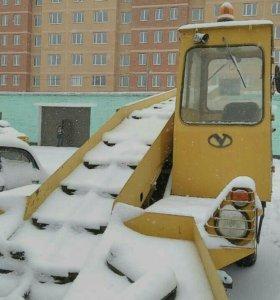 Снегопогрузчик КО 206 АН , 2001гв