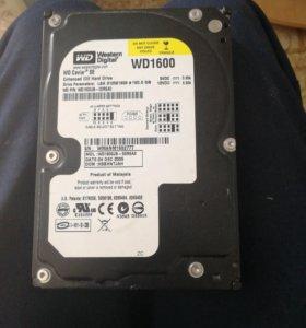 Жоский диск 160 GB