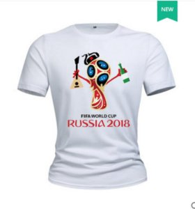 Футболка FIFA 2018.
