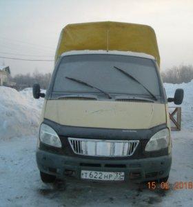 ГАЗ Газель 3302, 2003 года выпуска