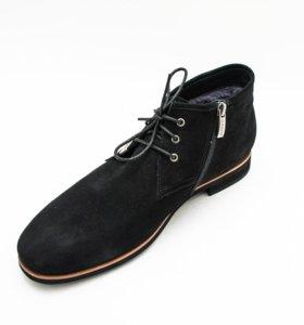 Ботинки зимние р-р 41, 44