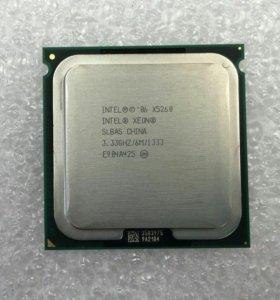 Процессор Xeon x5260