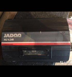 Усилитель Mystery MJ 4.240 4канальный