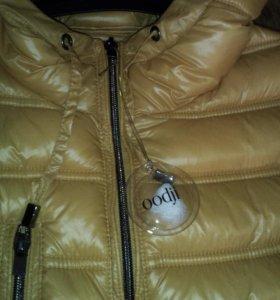 Куртка весна р44-46 новая