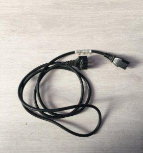 Сетевой шнур