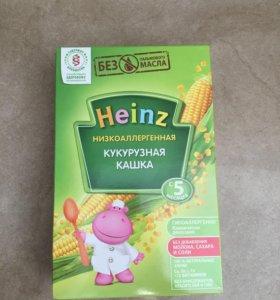 Каша Heinz кукурузная безмолочная