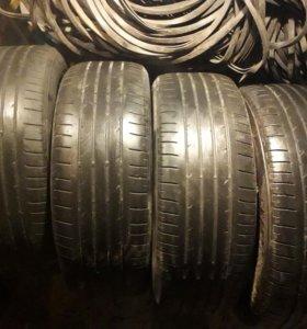 Шины Bridgestone Dueller -4шт