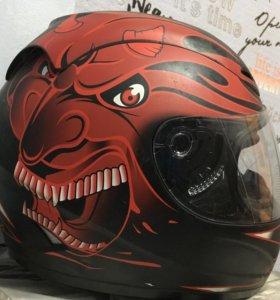 Шлем Огонь