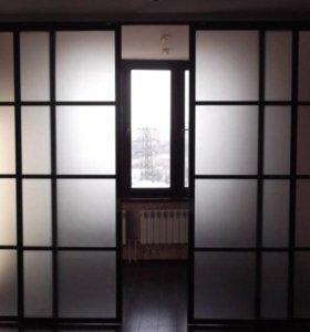 Раздвижные двери (на заказ)