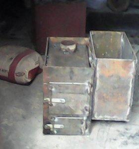 Печь для отопления бани