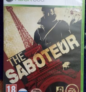The Saboteur(игра для xbox 360)