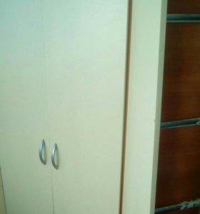 Срочно!!! Кровать чердак шкаф стол всё в одном.