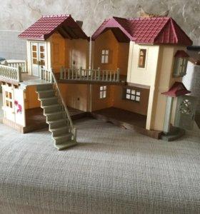 Дом 🏠 Sylvanian families