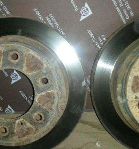 Тормозные диски Паджеро 4 дизель