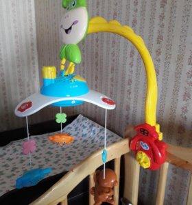 Мобиль детский с проектором
