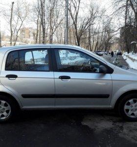 Hyundai Getz, I 1.4 AT (97 л.с.)
