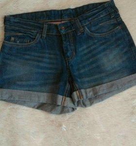 Шорты джинсовые vero moda, s-m