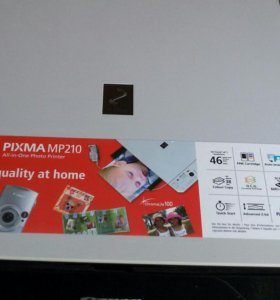 Принтер Canon MP 210