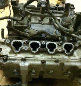 Двигатель мазда 3 1.6л