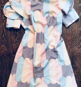 Очень красивое платье лето