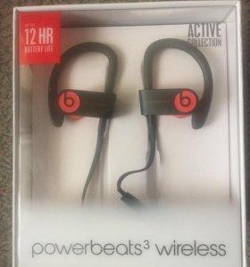 Продам Наушники Powerbeats 3 оригинал.