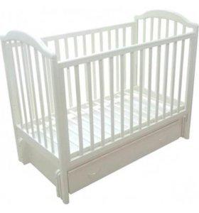 """Детская кроватка """"Слава"""""""