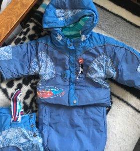 Куртка-трансформер с рождения до года