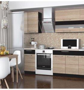 Кухня Маша 2,0м готовый вариант, доставка сразу
