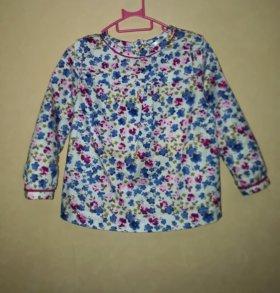 Рубашка, размер 12-18 мес