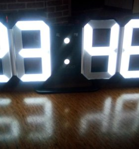 Digoo DC-K3 Цифровые LED часы с большими цифрами