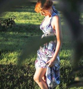 шелковое платье, выпускное, платье, летнее платье