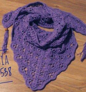 Бактус (треугольный шарф, шаль)