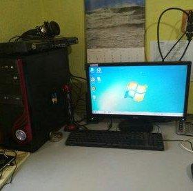 комп Intel Core i3