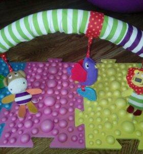 Игрушка-подвеска на коляску,кроватку