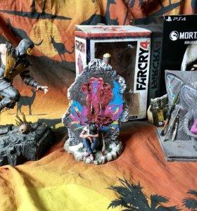Коллекционное издание Mortal Kombat X, Far Cry