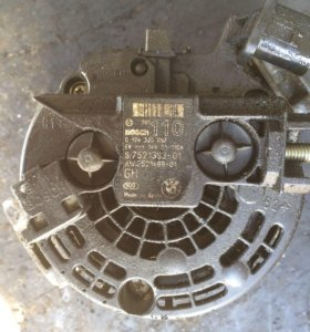 0124325097 Bosch Генератор