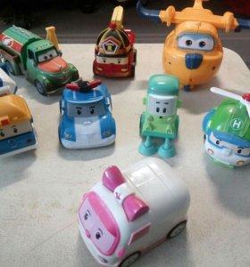Машинки из мультфильма