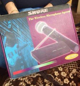 Микрофон радио новый