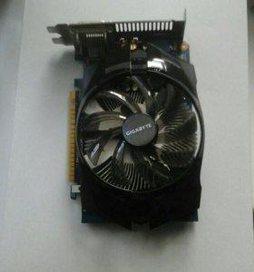 Видиокарта GeForce 650 1gg.