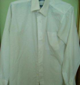 Рубашки белые