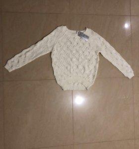 Новый свитшот,джемпер,свитер,кофта р.44-46