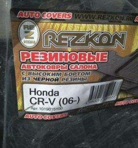 коврики HONDA CR-V 3