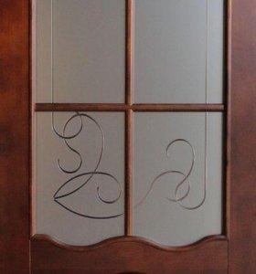 7 Межкомнатных дверей  (Новые)