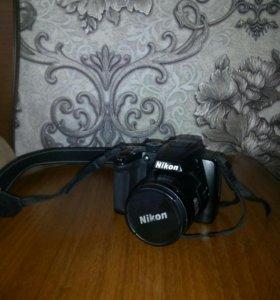 Продаётся полупрофессиональный фотоопарат Nikon