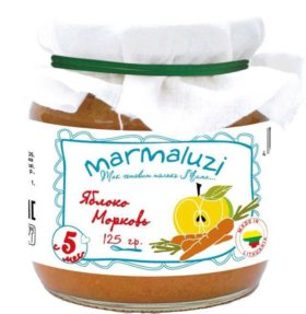Детское питание Marmaluzi