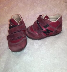 Кроссовки для девочки Minimen.Ортопедическая обувь