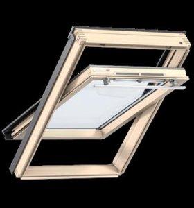 Мансардное окно Velux 55*98