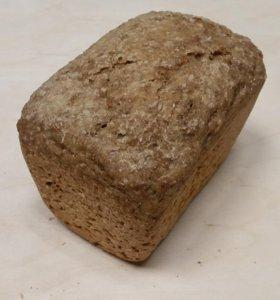 Хлеб без муки, дрожжей, масла, сахара, яиц